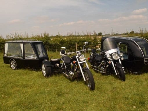 Motorcycle Hearse Ltd